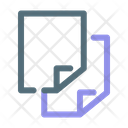 Duplicate Copy Icon