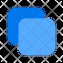 Duplicate File Copy Icon