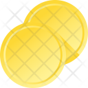 Duplicate Copy Coin Icon