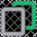 Duplicate Copy File Icon