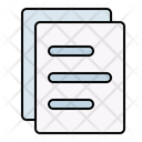 Duplicate Copy Files Icon