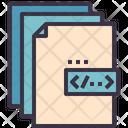 Duplicate Copy Duplication Icon