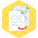 Duplicate Content Web Icon