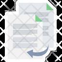 Duplicat Content Web Icon