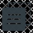 Duplicate Copy Copywriting Icon