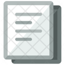Duplicate document Icon