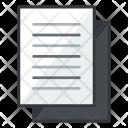 Duplicate Document File Icon