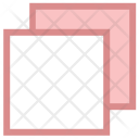 Duplicate Papers Icon