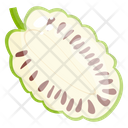 Durian Fruit Healthy Food Icon