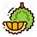 Fruit Food Durian Icon