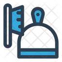 Dushpan Cleaning Cleaner Icon