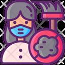 Dust Allergy Icon