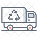 Dust Cart Icon