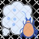 Dust Mites Dust Micro Icon
