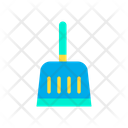 Collector Dust Housekeeping Icon