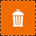 Dustbin Delete Garbage Icon