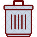 Dustbin Trash Recycle Bin Icon