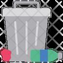 Dustbin Trashbin Trash Icon
