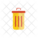 Dustbin Trash Bin Icon
