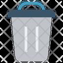 Dust Bin Delete Recycle Bin Icon