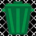 Bin Can Trash Icon