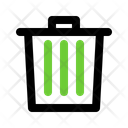 Trash Can Dustbin Trash Bin Icon
