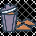 Garbage Rubbish Debris Icon