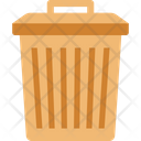 Can Dustbin Trashcan Icon