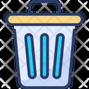 Dustbin Bin Trash Icon