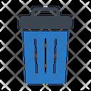 Dustbin Trash Recyclebin Icon