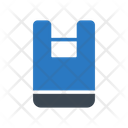 Dustbin Recycle Basket Icon