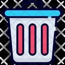 Dustbin Trash Bin Trash Icon