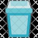 Hygiene Bin Trash Icon