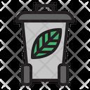 Dustbin Trash Garbage Icon