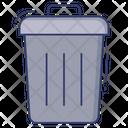 Dustbin Rubbish Delete Icon