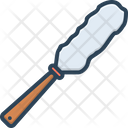 Duster Broom Doodle Icon