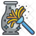 Dusting Clean Cleaning Icon