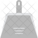 Dustpan Housekeeping Cleaning Icon