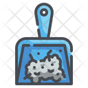Dustpan Clean Cleaning Icon