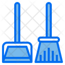 Dustpan Clean Cleaner Icon