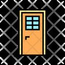 Door Window Color Icon