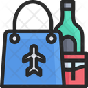 Duty Free Non Taxable Things Custom Free Icon