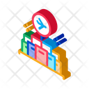 Lot Goods Duty Icon