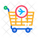 Trolley Duty Free Icon