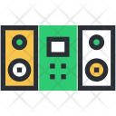 Dvd Player Music Icon