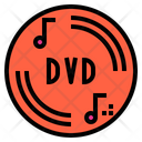 Dvd Cd Disk Icon