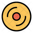 Cd Disc Audio Icon