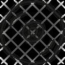 Cd Music Record Icon