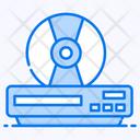 Cd Rom Dvd Dvd Player Icon