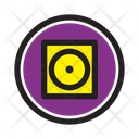 Dvd Music Player Icon